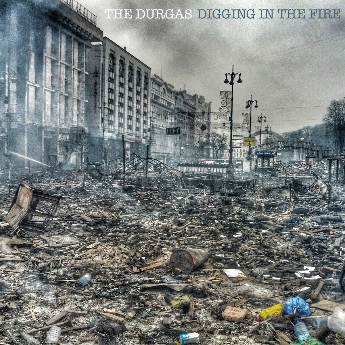 FC_The Durgas_Digging in the FIre_working cover